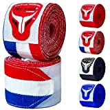 Mytra Fusion Adults Boxing Hand Wraps 3.75 Meters Gym Fitness Workout...