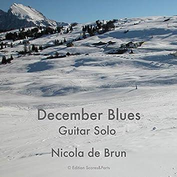 December Blues (Guitar Solo)