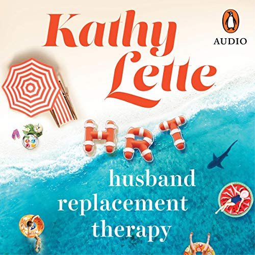 HRT: Husband Replacement Therapy cover art