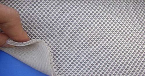 Cándido Penalba DH 3D Protector de Colchón, Poliéster, Blanco, 80 x 50 x 15 cm