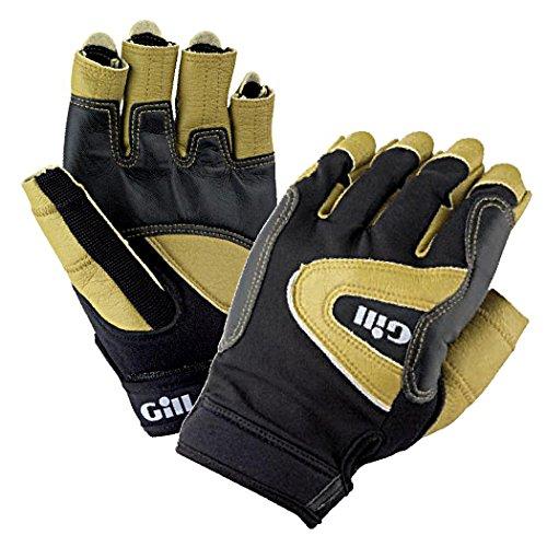 2016 Gill Pro Short Finger Sailing Gloves 7441 Sizes- - XXLarge
