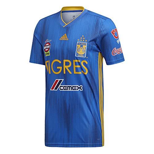 adidas Herren T-Shirt Tuanl A JSY XL blau/doruni