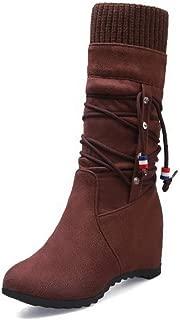 BalaMasa Womens ABS13927 Pu Boots
