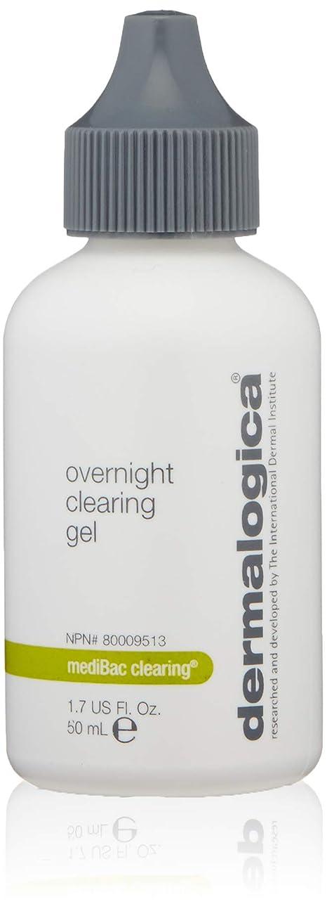 勉強する武器めったにDermalogica - MediBac Overnight Clearing Gel - 1.7 fl oz.