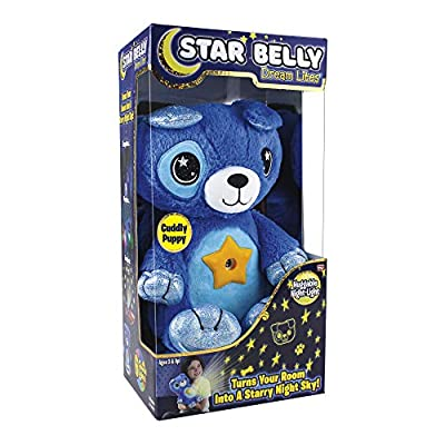 Ontel Star Belly Dream Lites, Stuffed Animal Night Light from