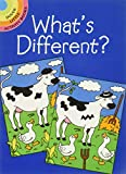 What's Different? (Dover Little Activity Books)