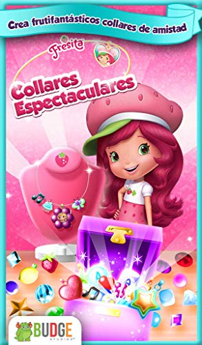 Fresita Collares Espectaculares - Creadora de joyas