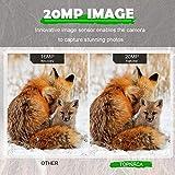 Immagine 2 topnaca fototrappola 4k 20mp fotocamera