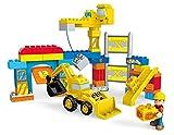 Mega Bloks Bob The Builder Work Yard Build-Up