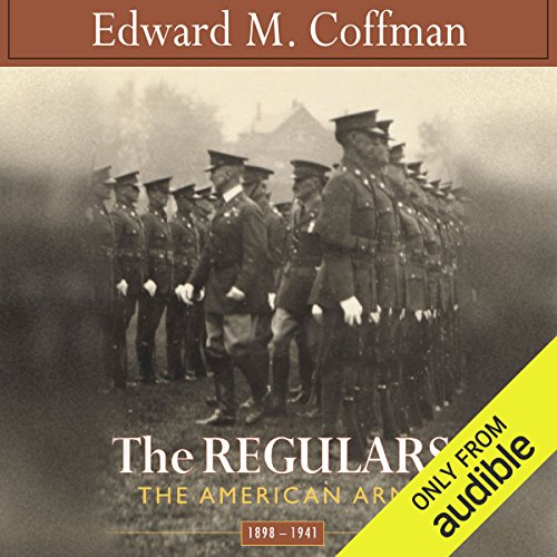 The Regulars audiobook cover art