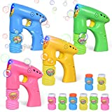 Best Bubble Guns - FUN LITTLE TOYS 4 Bubble Guns LED Light Review