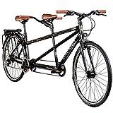 Galano Tandem Fahrrad 700c Berlin 28 Zoll Trekkingrad 21 Gang Shimano Touring