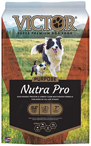 VICTOR Purpose - Nutra Pro, Dry Dog Food, 40...