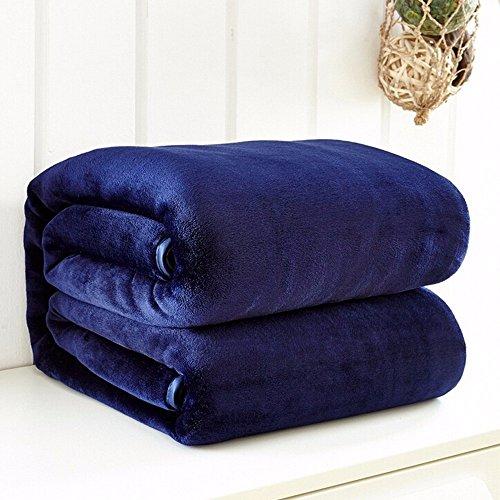 Manta de 100 × 140 cm, suave y esponjosa, manta de forro polar, manta de TV, manta de sofá, manta de microfibra, manta de terciopelo, fácil cuidado, cálida, acogedora, duradera