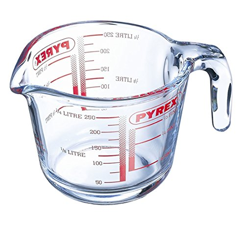 Pyrex Glass Measuring Jug 250ml