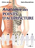 Anatomie des points d'acupuncture