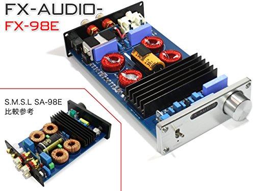 『FX-AUDIO- FX-98E 『ブラック』 TDA7498EデジタルアンプIC搭載 160Wハイパワーデジタルアンプ』の5枚目の画像