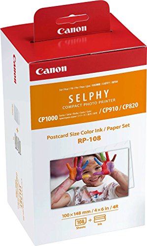Canon RP-108IP Conspack Druckerpapier, Cyan, einheitsgröße