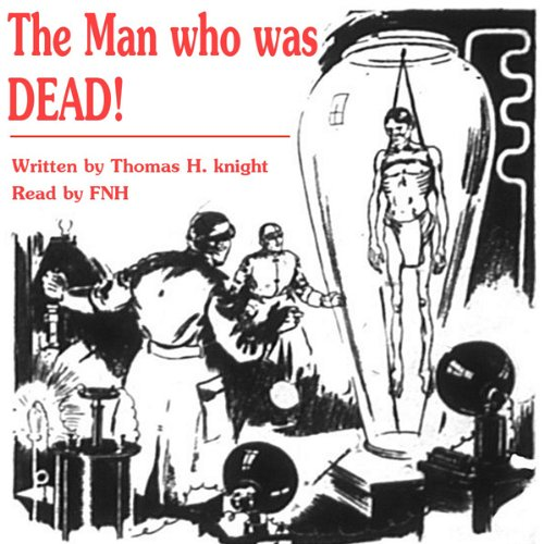 The Man Who Was Dead cover art