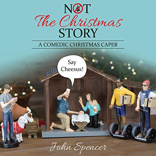 Not the Christmas Story cover art