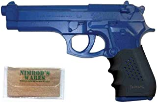 Nimrod's Wares Pachmayr Tactical Grip Sleeve for Beretta PX4 Storm Microfiber Cloth