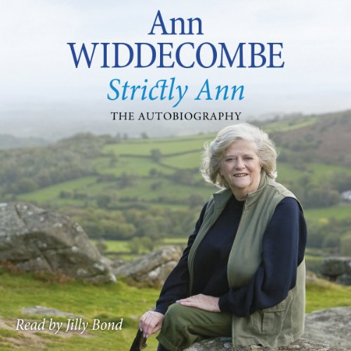 Strictly Ann audiobook cover art