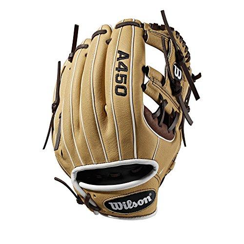 Wilson A450 10.75' Baseball Glove - Right Hand Throw
