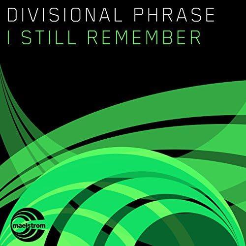 Divisional Phrase