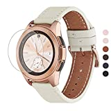 WFEAGL Compatible avec Bracelet Samsung Galaxy Watch 42mm/Gear S2 Classic/Gear...