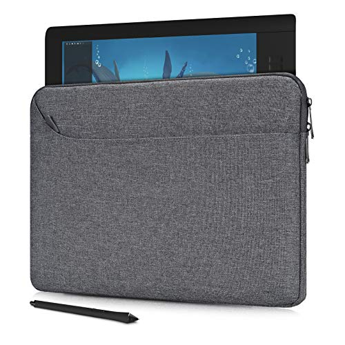 Schutzhülle für Tablet UGEE M708, XP-Pen Deco 01 V2, Wacom PTH660 Intuos Pro/Cintiq Pro 13/Wacom One, VEIKK A30 A50, GAOMON Tablet Hülle (Space Grey)