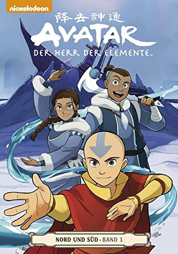 Avatar – Der Herr der Elemente 14: Nord und Süd 1