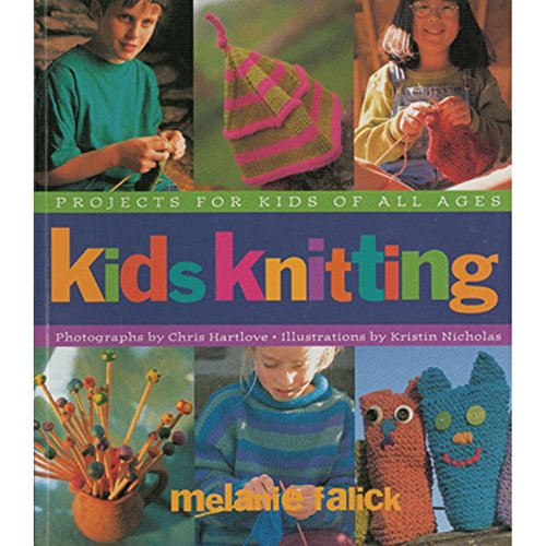 Book: Kids Knitting: Projects for Kids of all Ages