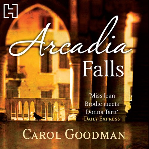 Arcadia Falls audiobook cover art