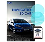 Ford F8 SYNC 2 Navigation SD Card | Latest Update 2020 | Ford Sat Nav SD Card UK and Europe