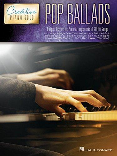 Creative Piano Solo: Pop Ballads
