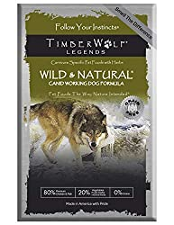 Timberwolf Dog Food Canada