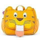 Affenzahn Kulturtasche Tiger für 1-3 Jährige Kinder im Kindergarten – Gelb - 7