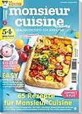 mein ZauberTopf Extra 04/21 - Monsieur Cuisine : Lieblingsrezepte für jeden Tag: 65 Rezepte für Monsieur Cuisine: 72 Rezepte für Monsieur Cuisine: Eis Zeit - EInmach Ideen - 54 Mix-Tipps
