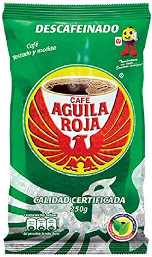 Cafe Aguila Roja 250 G (Descafeinado)
