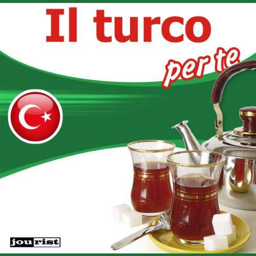 Il turco per te audiobook cover art