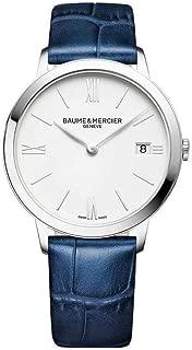 Baume et Mercier Classima White Dial Ladies Watch 10355