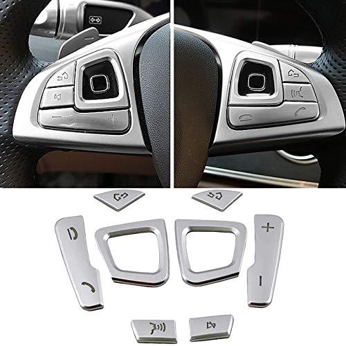 FFZ Parts 5690 Multifunktionstaste Tasten Blende Passend Für Mercedes Benz E W213 S213 E43 E63 AMG