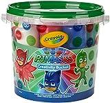 Crayola PJ Masks Creativity Bucket, Art Gift for Kids, Ages 3, 4, 5, 6