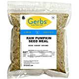 Ground Pumpkin Seed Meal, 1 LB. By Gerbs - Top 14 Food Allergy Free & NON GMO - Vegan & Keto Safe...