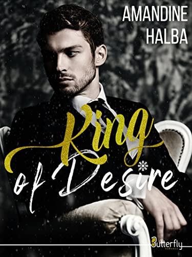 Couverture du livre King of desire - Teaser