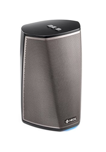 Denon HEOS 1 HS2 New Hi-Res Audio, Compact, Portable Wireless Bluetooth Speaker with Amazing...