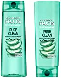 Garnier Fructis Daily Use Pure Clean Shampoo And...