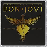 BON JOVI - GREATEST HITS - THE ULTIMATE COLLECTION (2 CD)