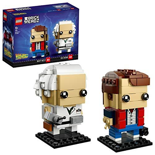 Lego Brickheadz 41611 Marty Mcfly Y Doc Brown