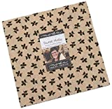 Kansas Troubles Sweet Holly Precut 10-inch Layer Cake Cotton Fabric Quilting Squares Charm Pack Assortment 9630LC